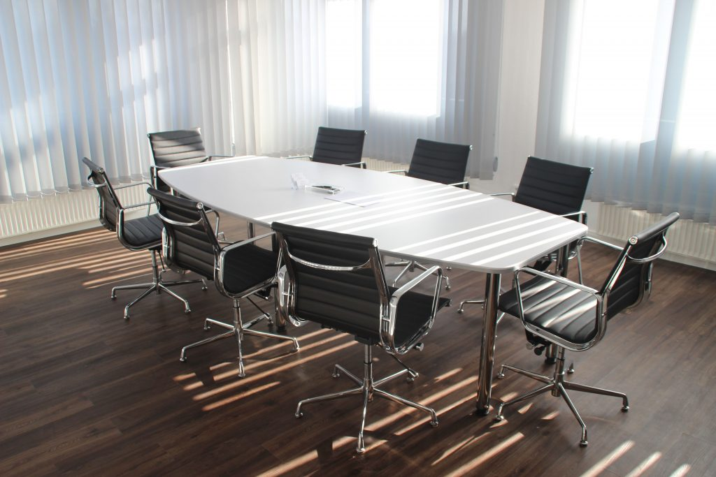 Having a Welcoming Conference Room
